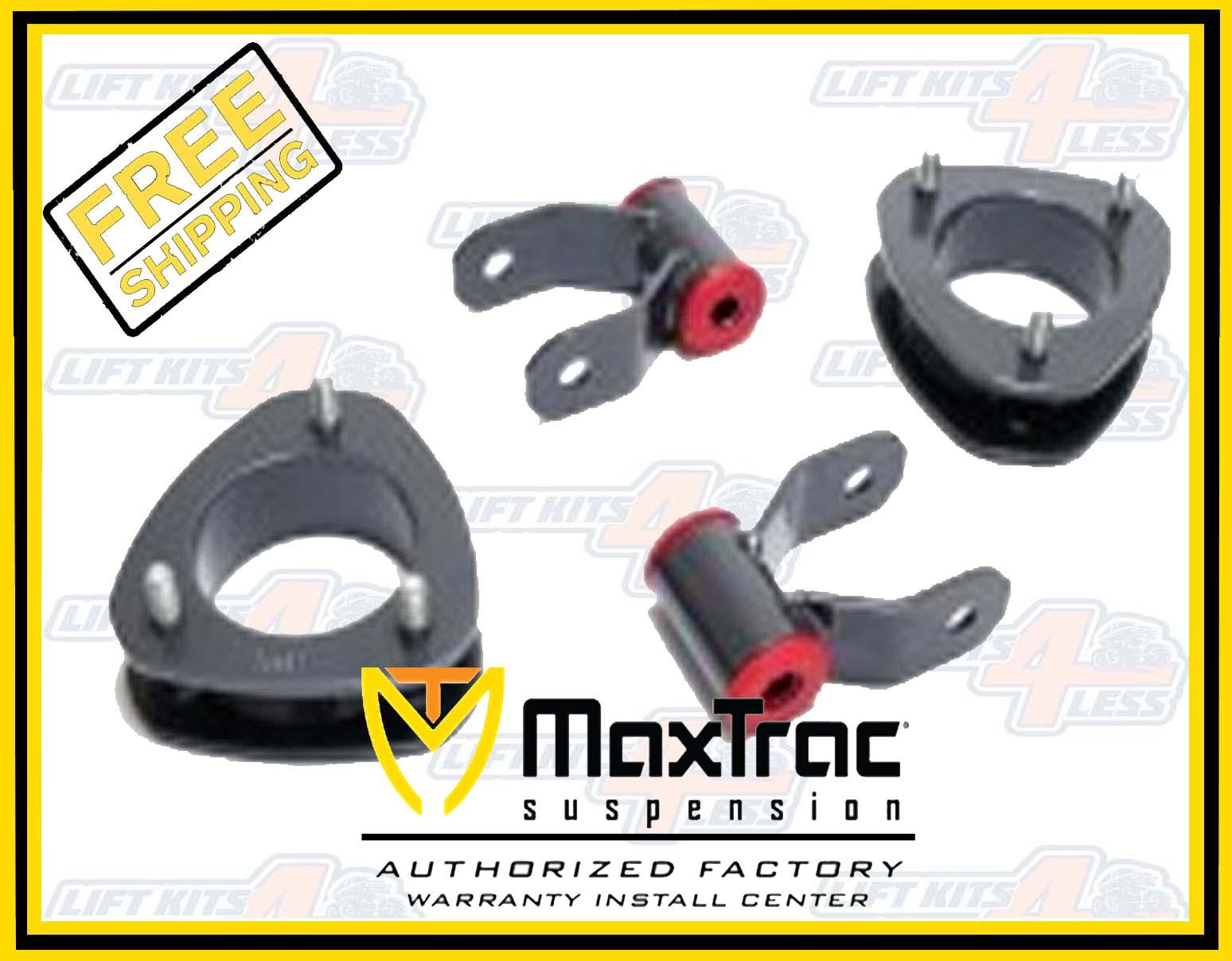 Maxtrac Suspension Mp  Maxpro Lift Kit   Ford F Wd