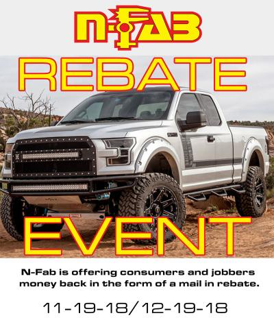 N-Fab Holiday Rebates